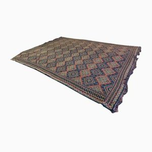 Large Antique Caucasian Verneh Floor Carpet