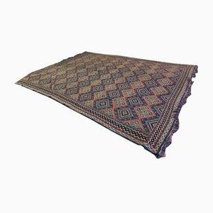 Großer Antiker Kaukasischer Verneh Boden Teppich