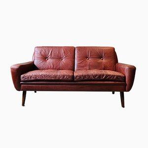 Mid-Century Danish Sofa by Svend Skipper
