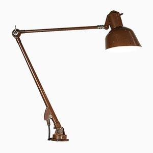 Vintage Bauhaus Tischlampe mit Gelenk von SIS