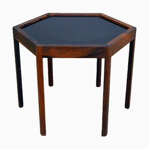 Rosewood Allen Coffee Table by Hans Andersen for Artek, 1960s