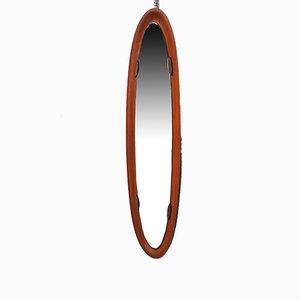Ovaler Spiegel von Campo e Graffi, 1960er