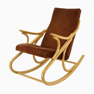 Mid-Century Expo Rocking Chair from TON, 1958