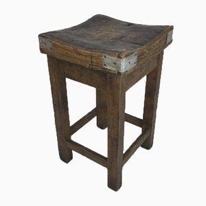 French Butchers Block, 1950s