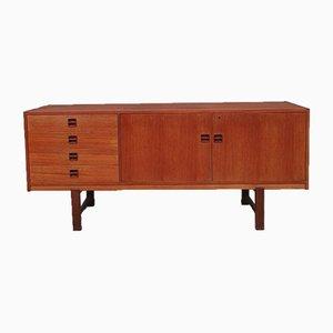 Dänisches Mid-Century Teak Sideboard, 1960er