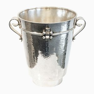 Champagne Ice Bucket by Jean Després, 1950s