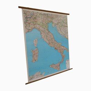 Mapa italiano de Litografia Artistica Cartografica Firenze, década de 2000
