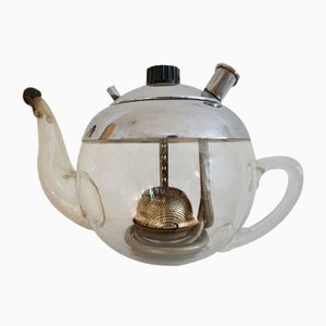 Mandarin Teapot from Elekthermax, 1940s