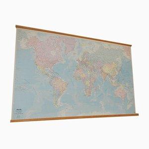 Mappa del mondo di Cartografia Belletti, inizio XXI secolo