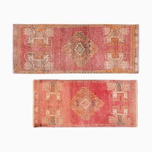 Türkische Vintage Teppiche, 1970er, 2er Set