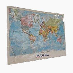 Mappa politica e fisica dell'Istituto Geografico De Agostini Novara, 2001