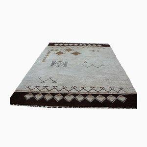Tappeto in lana e cotone, Marocco, anni '50