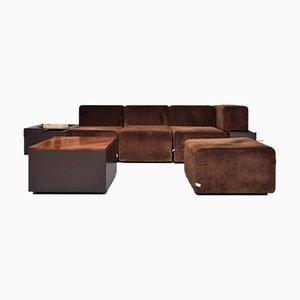 Italienisches Modulares Sistema 61 Sofa von Giancarlo Piretti für Castelli / Anonima Castelli, 1970er