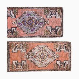 Türkische Vintage Teppiche, 2er Set