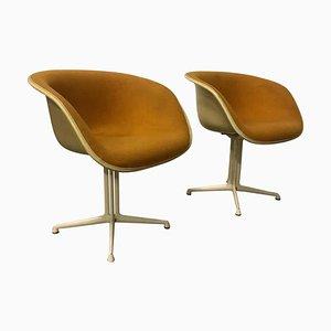 La Fonda Esszimmerstühle von Charles & Ray Eames für Herman Miller, 1970er, 2er Set