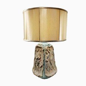 Lampes de Bureau Mid-Century par Marcello Fantoni pour Fantoni, Set de 2