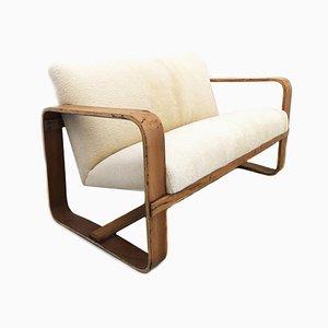 Italienisches Sofa von Giuseppe Pagano, 1930er