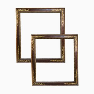 19th Century French Frames, Set of 2