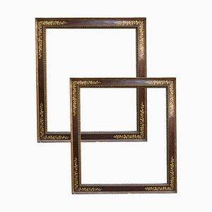 Französische Rahmen, 19. Jh., 2er Set