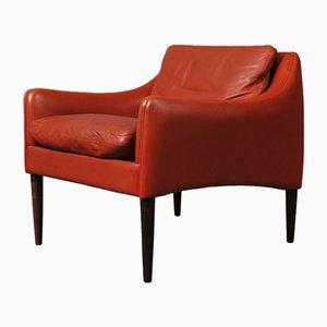 Club chair Mid-Century in palissandro di Hans Olsen per CS Mobelfabrik, Danimarca, anni '50, set di 2