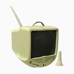 Mint Green TV Set by Philippe Starck for Nordmende, 1990s