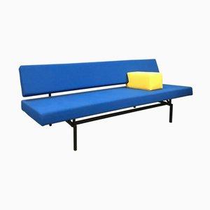 Sofá cama azul de Gijs van der Sluis para Van Der Sluist Culemborg, 2000s. Juego de 2