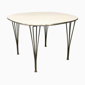 Dining Table by Bruno Mathsson & Piet Hein for Fritz Hansen, 2000s