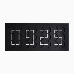 Clockclock 24 Black Edition par Humans Since 1982