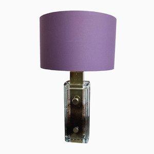 Vintage Stehlampe von Helena Tynell für Glashütte Limburg, 1979