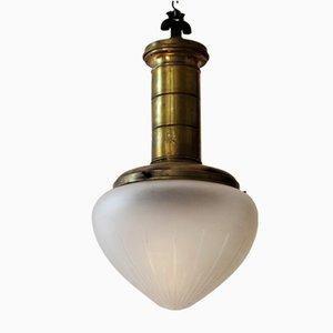 Jugendstil Wiener Sezession Deckenlampe