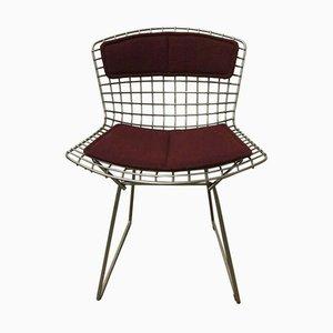 Esszimmerstuhl aus Draht von Harry Bertoia für Knoll Inc. / Knoll International, 1980er