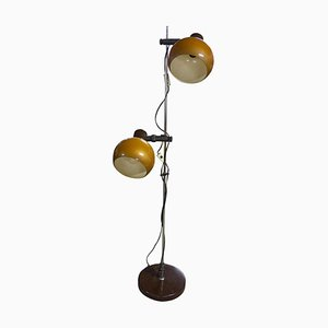 Moderne Stehlampe, Tschechoslowakei, 1980er