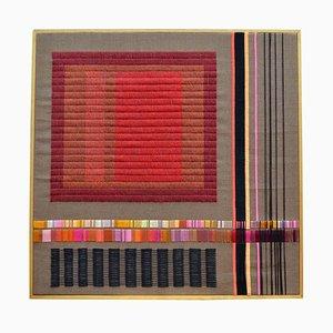 Purple Abstract Artwork von Delphine A. Davidson, Edinburgh, 1970er