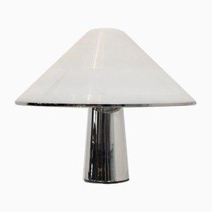 Große Mushroom Tischlampe von Harvey Guzzini für iGuzzini, 1960er