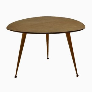 Kidney Shaped Coffee Table by Cees Braakman for UMS Pastoe, 1950s