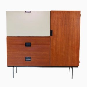 Japanese Series Model CU01 Cabinet by Cees Braakman for UMS Pastoe, 1960s