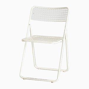 Chaise Pliable Ted Net par Niels Gammelgaard pour Ikea, 1970s