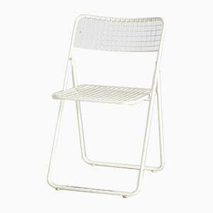 Ted Net Folding Chair by Niels Gammelgaard for Ikea, 1970s