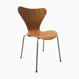 Cherrywood Butterfly Chair by Arne Jacobsen for Fritz Hansen, 1990s