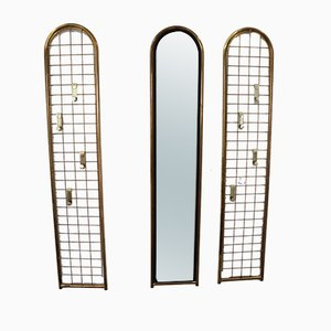 Vintage Mirrors, 1970s, Set of 3