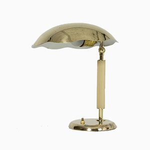 Brass Table Lamp from Böhlmarks, 1930s