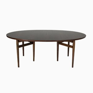 Table de Salle à Manger en Palissandre par Arne Vodder pour Sibast, 1960s