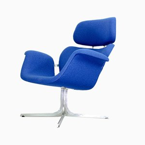Model F551 Big Tulip Chair by Pierre Paulin for Artifort, 1960s