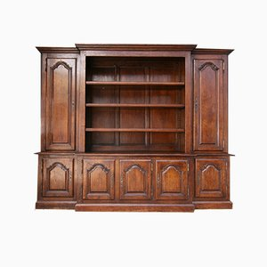 Vintage French Bookcase