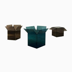 Out of the Box Container or Side Table by Samer Alameen