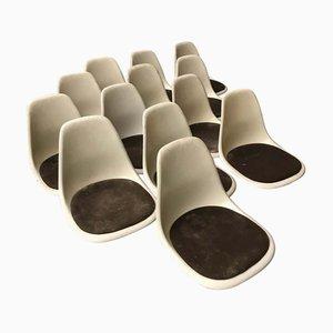 DSS Fiberglas Stuhl von Charles & Ray Eames für Herman Miller, 1970er