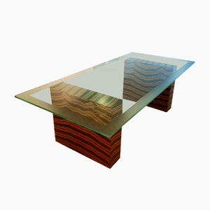 Postmodern Dining Table, 1980s