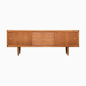 Sideboard by H.W. Klein for Bramin, 1960s
