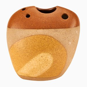Pebble Vase by Peter Ellery for Tremaen, 1970s