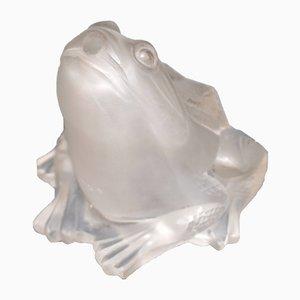 Italian Crystal Toad, 1960s